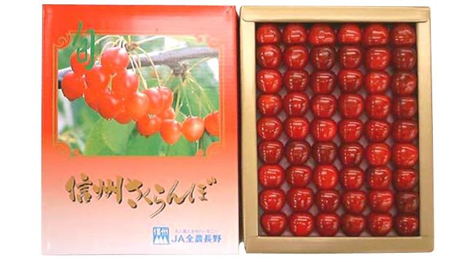 さくらんぼ 紅香錦
