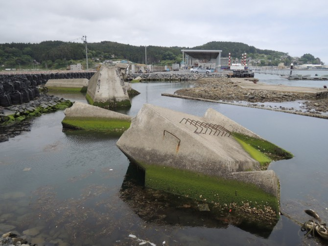大津波の破壊力は異次元