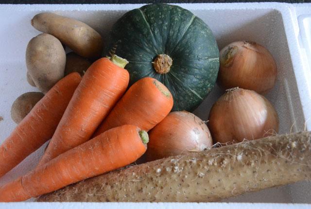 北海道野菜セット2