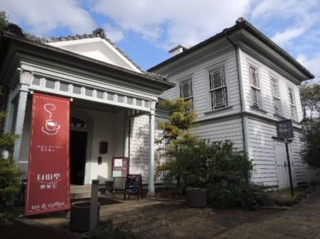 日本初の洋食レストラン、自由亭