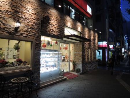 異国との交易で栄えた長崎 しゃれた洋菓子屋さんも多い