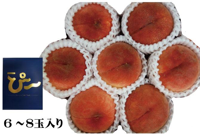 山梨県の桃