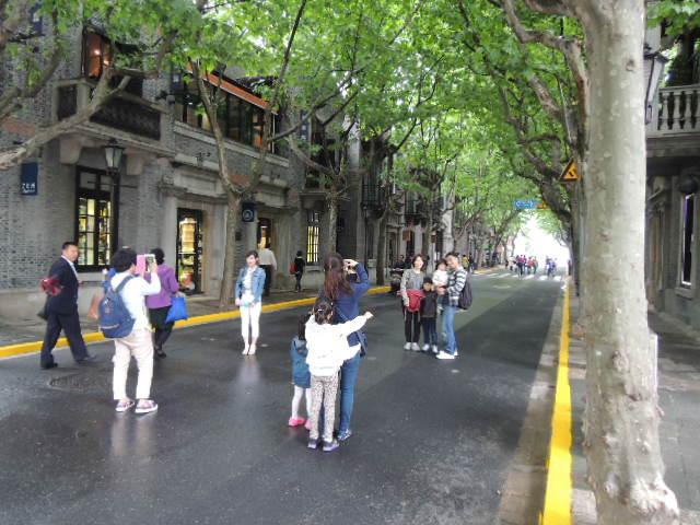 中国全土から観光客が訪れる
