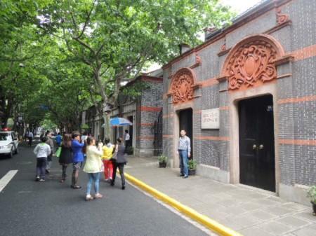 中国共産党が産声をあげた建物